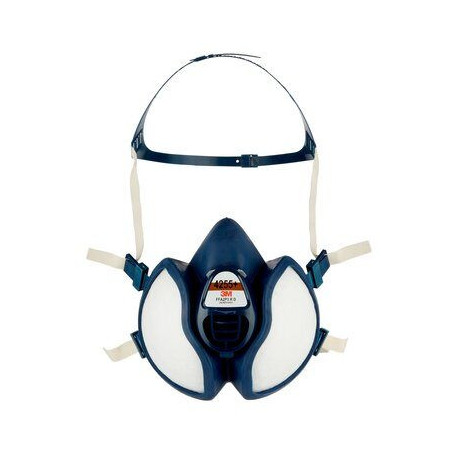 Demi-masque sans maintenance 3M™