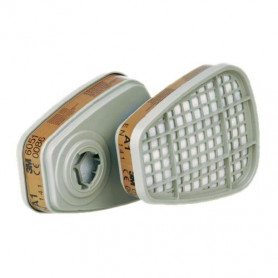 Filtre pour masque réutilisable 3M™ 6051 A1