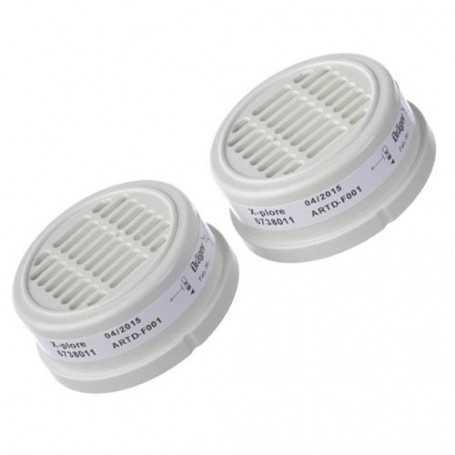 Filtre pour masque X-plore 3300 P3