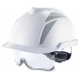 casque-v-gard-930-blanc-stickers-gris