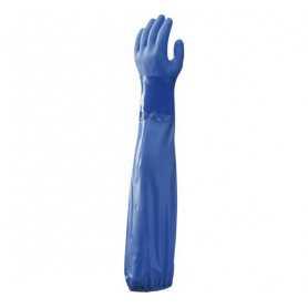 Gant de protection chimie enduit PVC Petro 690