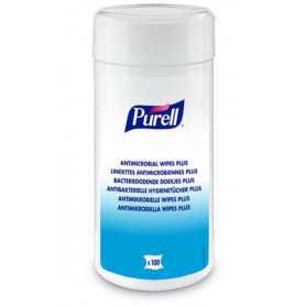 Lingette désinfectante Purell