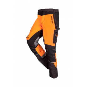 Pantalon anti-coupure 1SBC orange