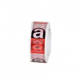 Ruban adhésif amiante