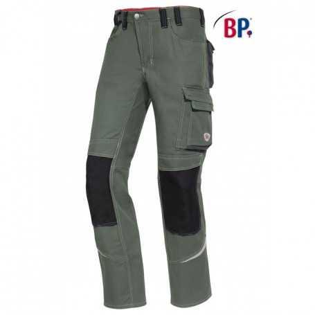 Pantalon de travail comfort BP® vert