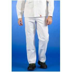 Pantalon coton blanc