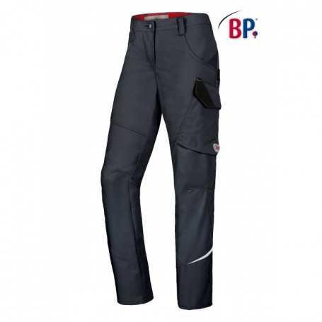 Pantalon de travaille femme BP® gris