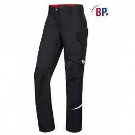Pantalon de travaille femme BP® noir