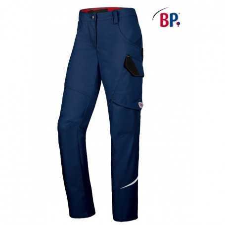 Pantalon de travaille femme BP® bleu