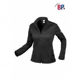 Softshell femme BP® noir