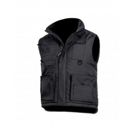 Gilet froid Aketi noir
