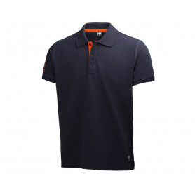Polo Oxford marine HH®