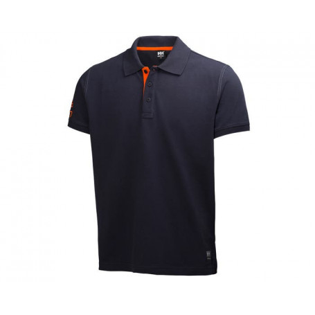 Polo Oxford marine HH®