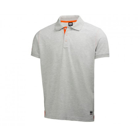 Polo Oxford gris HH®