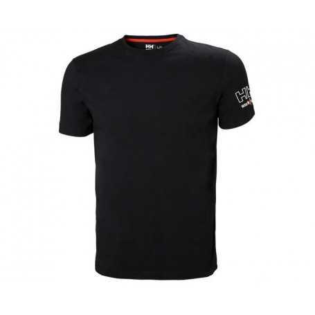 Tee-shirt Kensington noir HH®