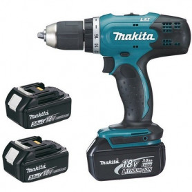 Perceuse visseuse Makita DDF482RM3J + 3 batteries