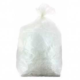Sac poubelle transparent 110 L | 35 µ