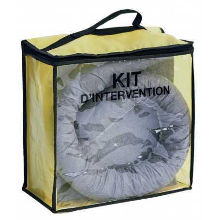 Kit anti-pollution tous liquides 50 L