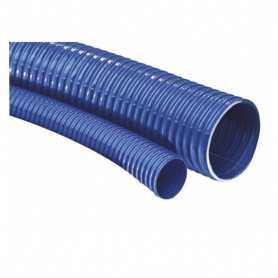 Gaine PVC Bleu