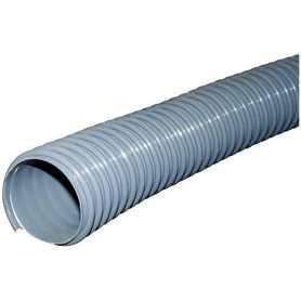 Gaine PVC grise