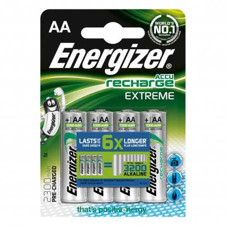 Piles rechargeables HR03