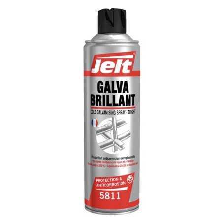 Galvat brillant à froid