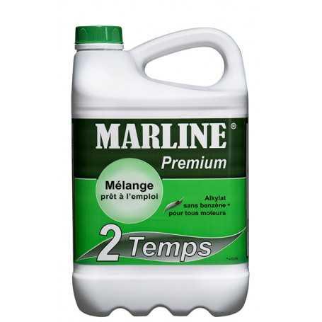 Carburant moteur 2 temps premium