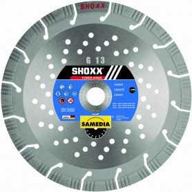 Disque diamant SHOXX X13 | Béton