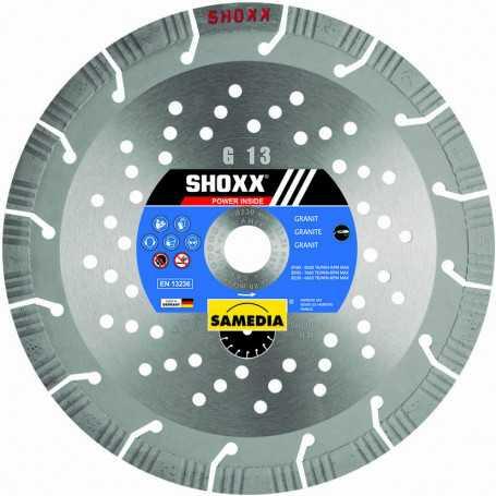 Disque diamant SHOXX X13   Béton