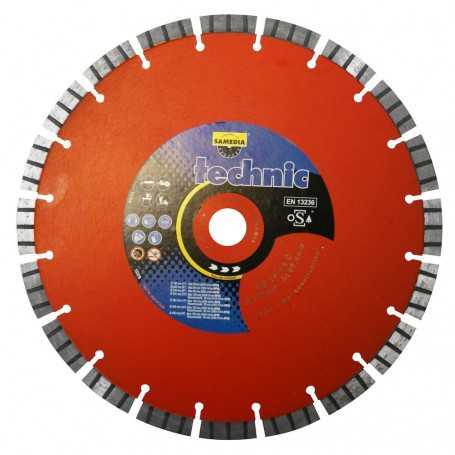 Disque diamant Technic BV TP diamètre 300 mm