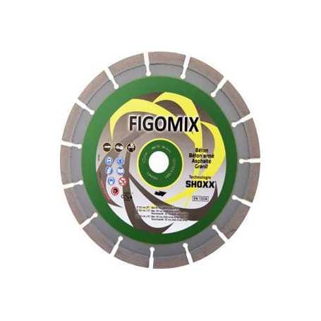 Disque diamant FIGOMIX | Mixte