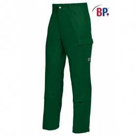Pantalon de travail coton vert