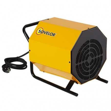 Chauffage électrique air pulsé mobile C3