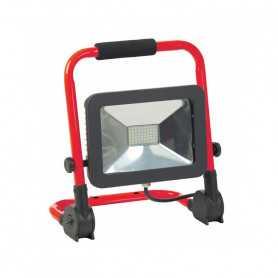 Projecteur de chantier pliable LED 20W